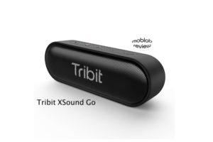 【レビュー】Tribit XSound Go、24h再生や音・質感・形状に拘ったモバイルスピーカー